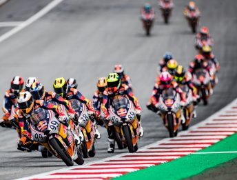 Red Bull Rookies Cup - Tatay