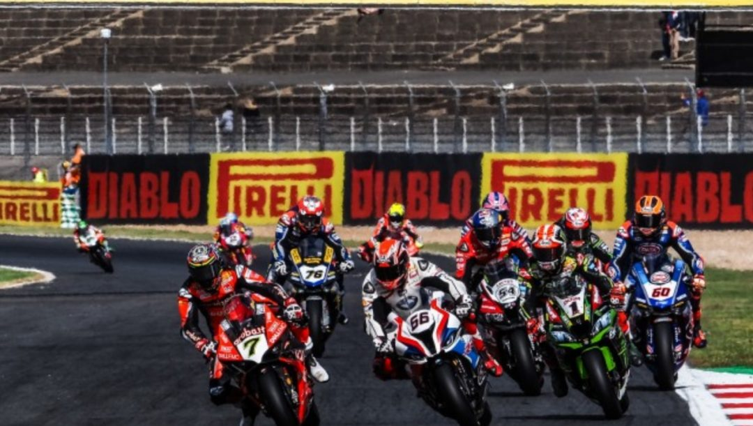 Video Superbike, Magny Cours